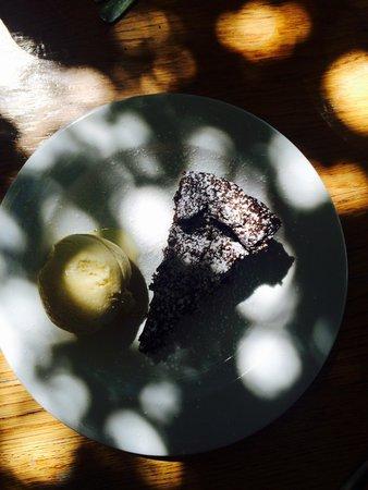 Havercrofts: Flourless choc cake