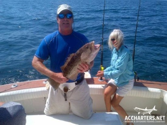 Fun day of fishing with ac charters picture of ac for Amelia island fishing