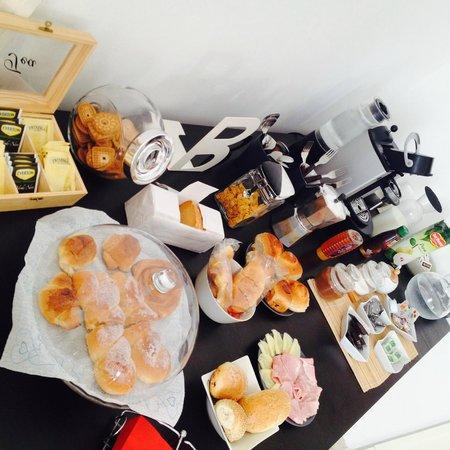 Incipit Bed & Breakfast : colazione