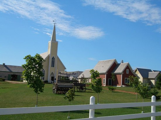 Avonlea Village : A beautiful way to spend the afternoon
