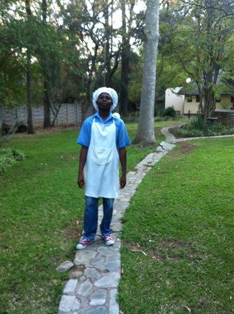 Sethule Lodge : The Chef Cook