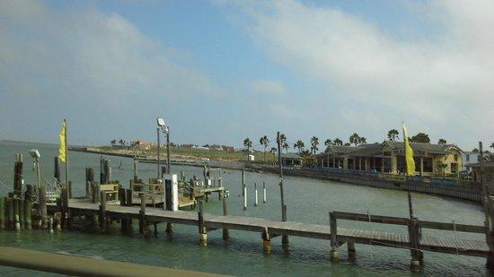 Queen Isabella State Fishing Pier: En route vers le Pier