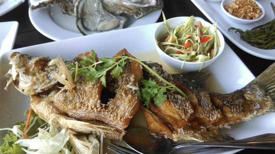Paknam Krabi Seafood