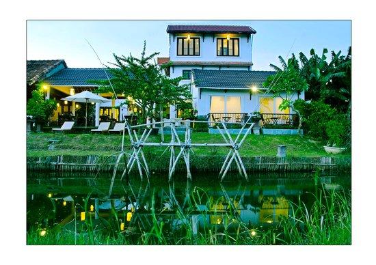 Riverside Impression Homestay: River View