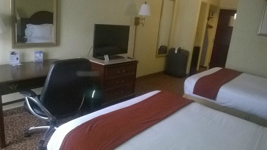 Holiday Inn Express Kings Mountain: Bureau