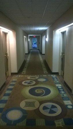 Holiday Inn Express Kings Mountain: Couloir