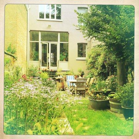 Quatre20cinq: The garden