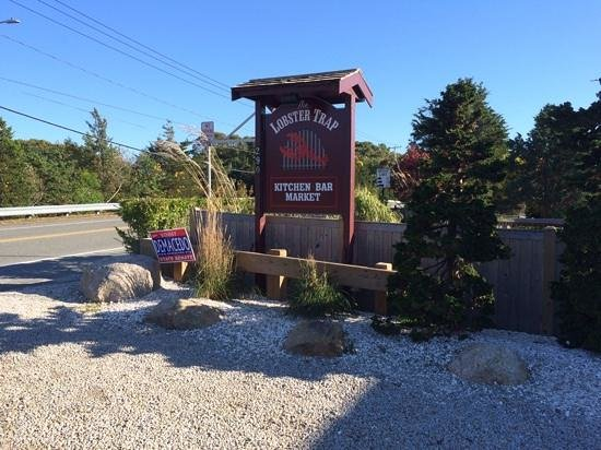 The Lobster Trap Fish Market and Restaurant, Bourne - Menu, Prices & Restaurant Reviews ...