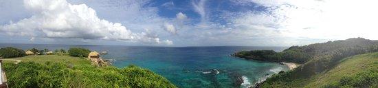 Fregate Island, Seszele: View