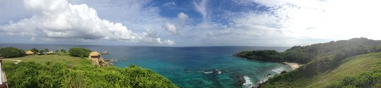 Fregate Island, Seychelles: View
