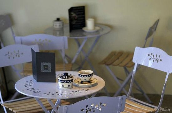 Fulvy, Francia: Le Tea Room