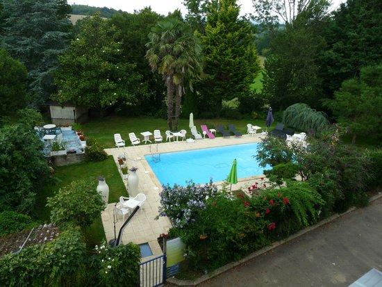 Chamboulive, Frankrike: Piscine