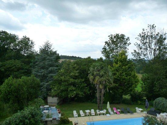 Chamboulive, Frankrike: Vue pisicne