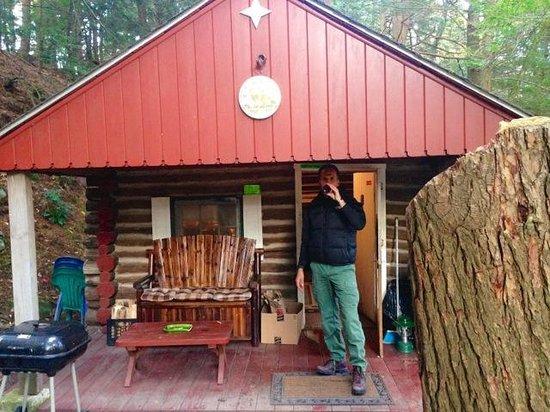 RoundStone Camping Resort: Roundstone