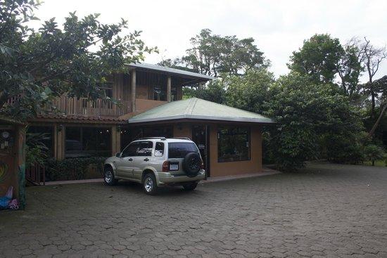 Monteverde Villa Lodge: Recepción