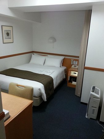 Hotel Hokke Club Kyoto: comfortable bed