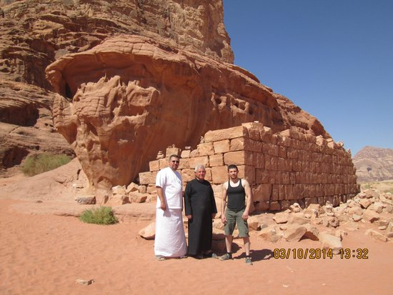 Classic Wadi Rum Tours - Private Day Tours : Lawrence of Arabia's House in Wadi Rum