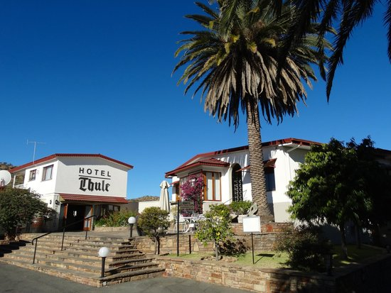 Hotel Thule: Reception building