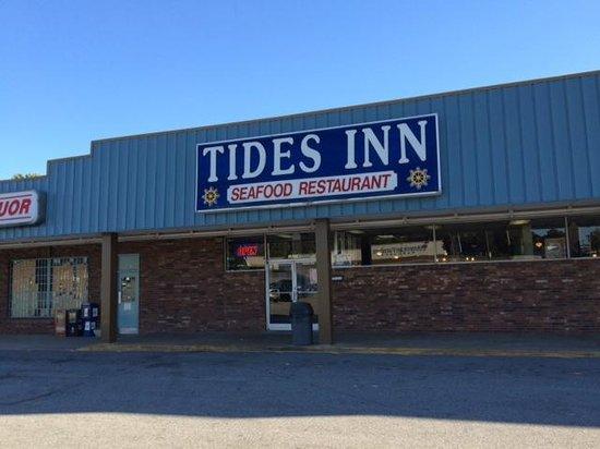Tides Inn Steak Seafood Greensboro Menu Prices Restaurant Reviews Tripadvisor