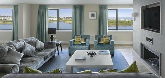 The Galmont Hotel & Spa: Penthouse Suite Living Room