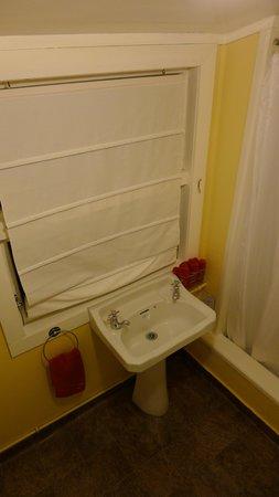 Arthur's Pass Alpine Motel: Bathroom