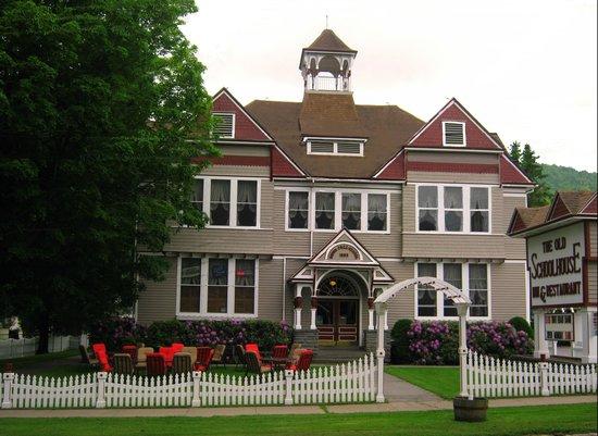The Old Schoolhouse Inn Restaurant Downsville Ny
