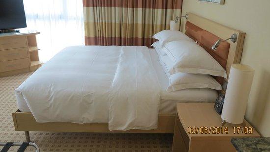 Hilton Vienna: В номере отеля