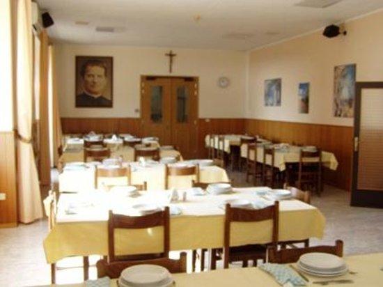Casa per le Ferie Istituto Salesiano Madonna di Loreto: Sala da pranzo
