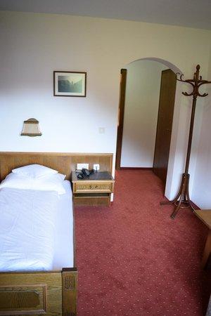 Alt Hubertus : Einzelzimmer