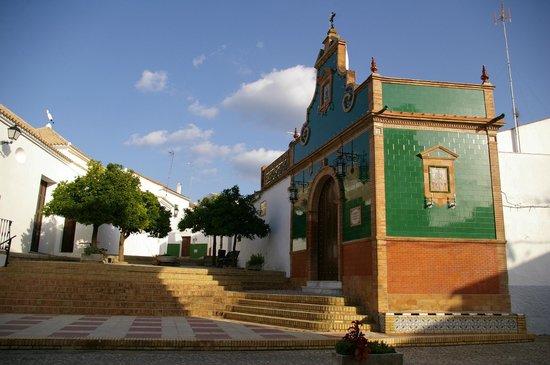 Alojamientos Rurales Berrocal: Berrocal center