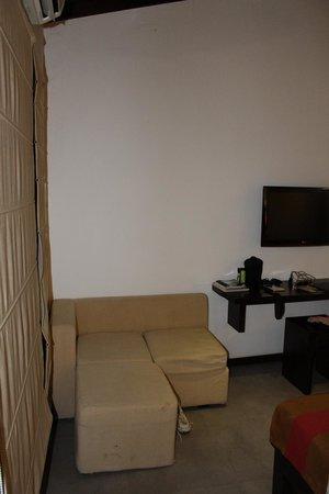 Kithala Resort: coin living room