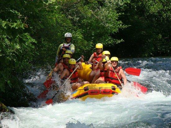 Vir Rafting