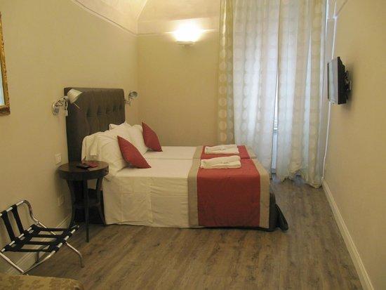 Hotel Navona: annex room