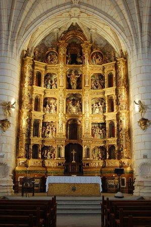 Iglesia de Santa Maria,Alarcon,Cuenca