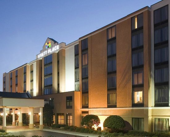 Hyatt Place Greenville : Hyatt Place