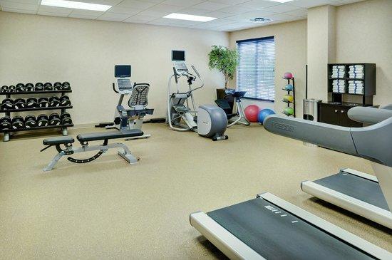 Hilton Garden Inn Toronto / Burlington: Stay in shape while traveling