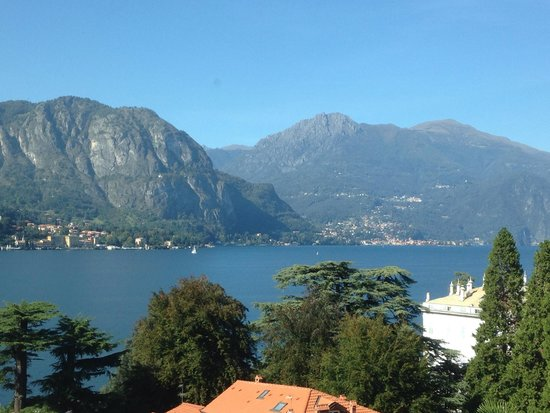 Hotel Silvio: The view from our room No. 21