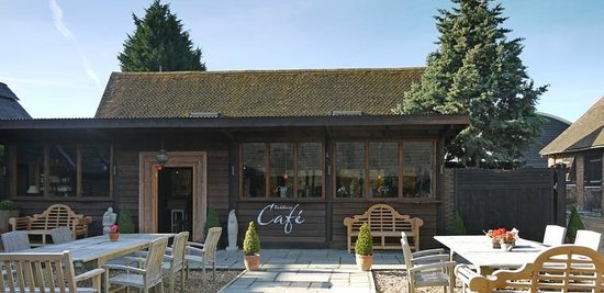 Saddlery Cafe Osprey Home St Albans Courtyard