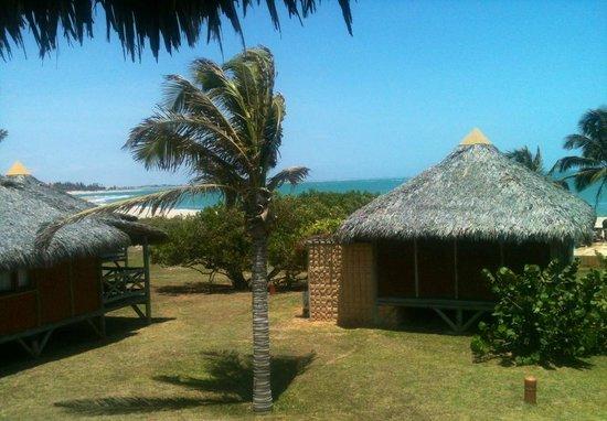 Vila Itaqui: Paz e praia que mais é uma piscina natural