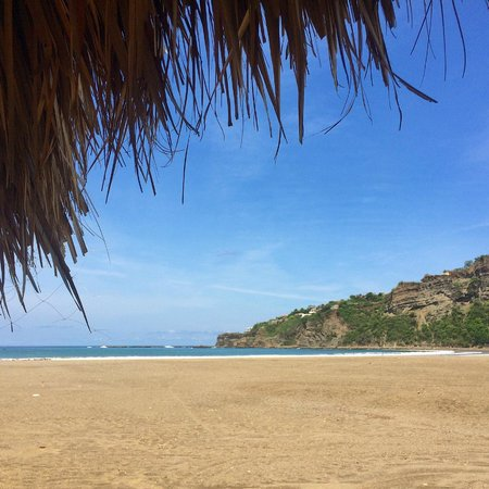 San Juan del Sur Beach: North view