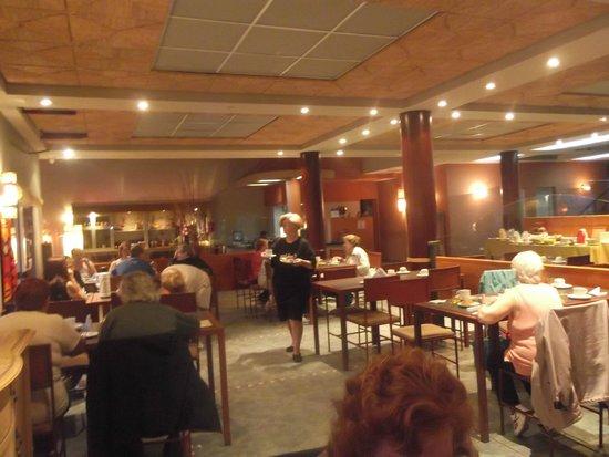 Hotel Pircas Negras: amplio comedos