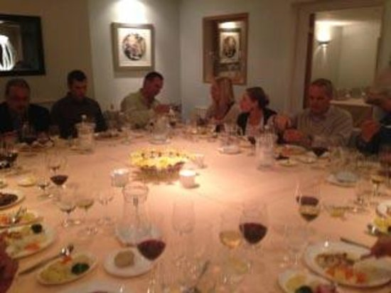 Hatters Restaurant: Private Dining