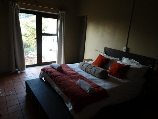 Wolfkop Nature Reserve: Bedroom