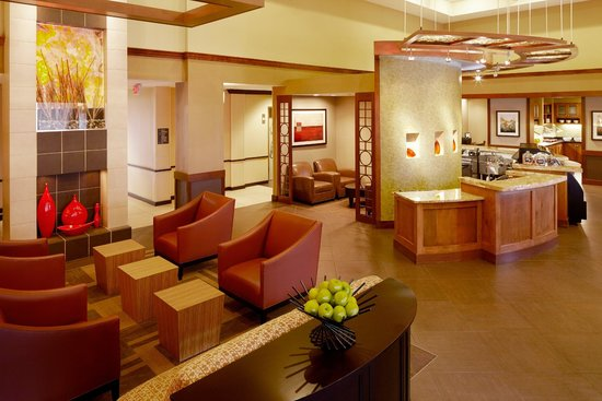 Hyatt Place Greenville: The Gallery