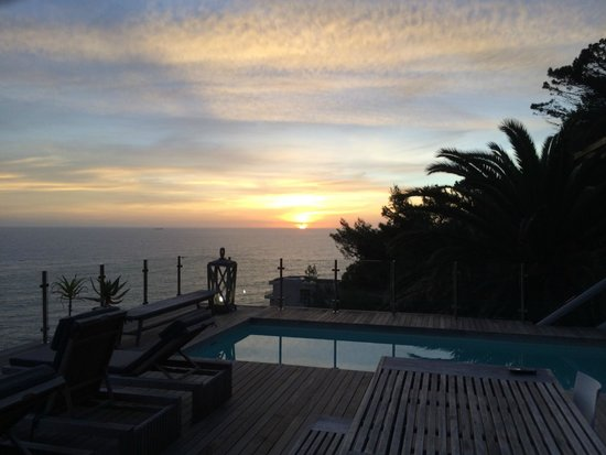 Cape View Clifton: Stunning views