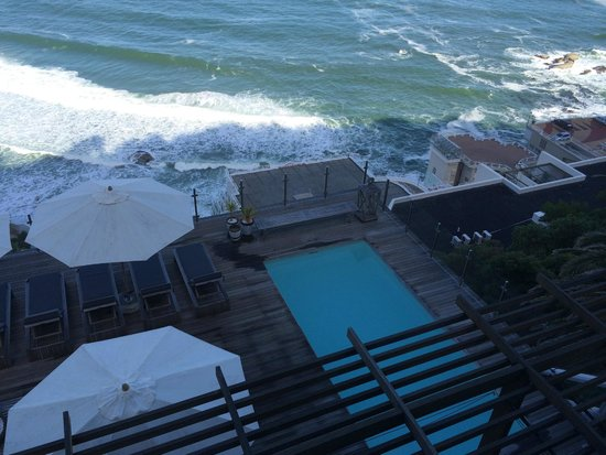 Cape View Clifton: View from room