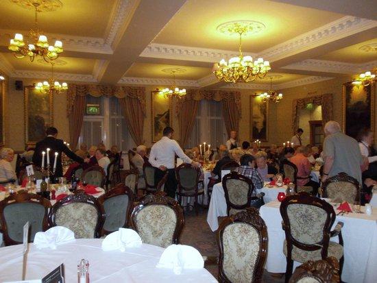 Duke of Gordon Hotel: Dining Room