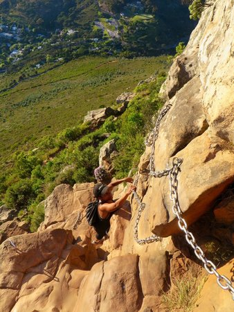 Mother City Hikers: Scaling Lion's Head