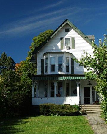 Front of Homestead Inn