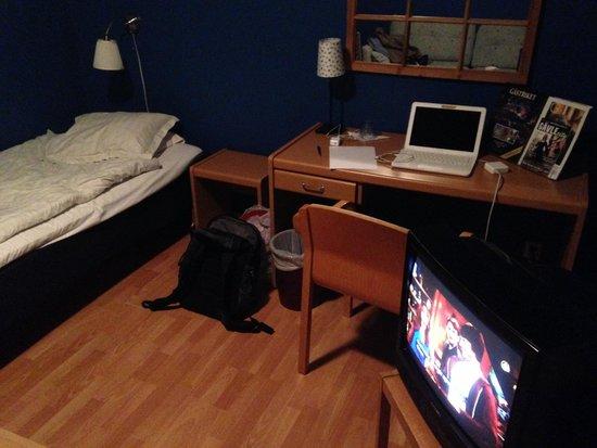Hotel Aveny Bed & Breakfast: My room at Aveny